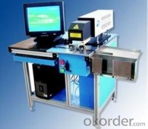 High-speed Co2 Flying Laser Marking Machine CNBM