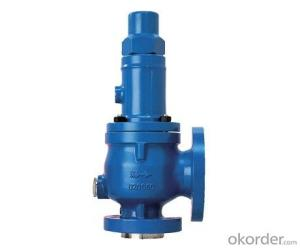Safety Valves Made In China With Good Quality DN650