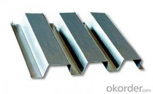 open steel flooring deck 3000 Square Meter/Square Meters per Day