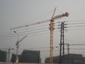 TC5012A tower crane / QTZ63A tower crane