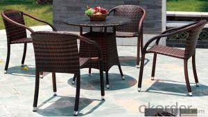 Outdoor Furniture Hand Rattan Garden Set  CMAX-MJT3013