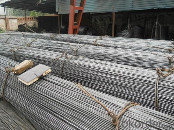 Hot Rolled Steel HRB500 Deformed steel bar for Construction