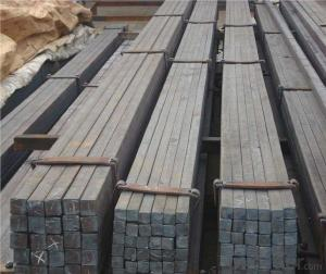 Hot Rolled Square Steel Bar Q235, SAE1020, SAE1045