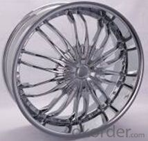 Aluminium Alloy Wheel for Best Pormance No.105