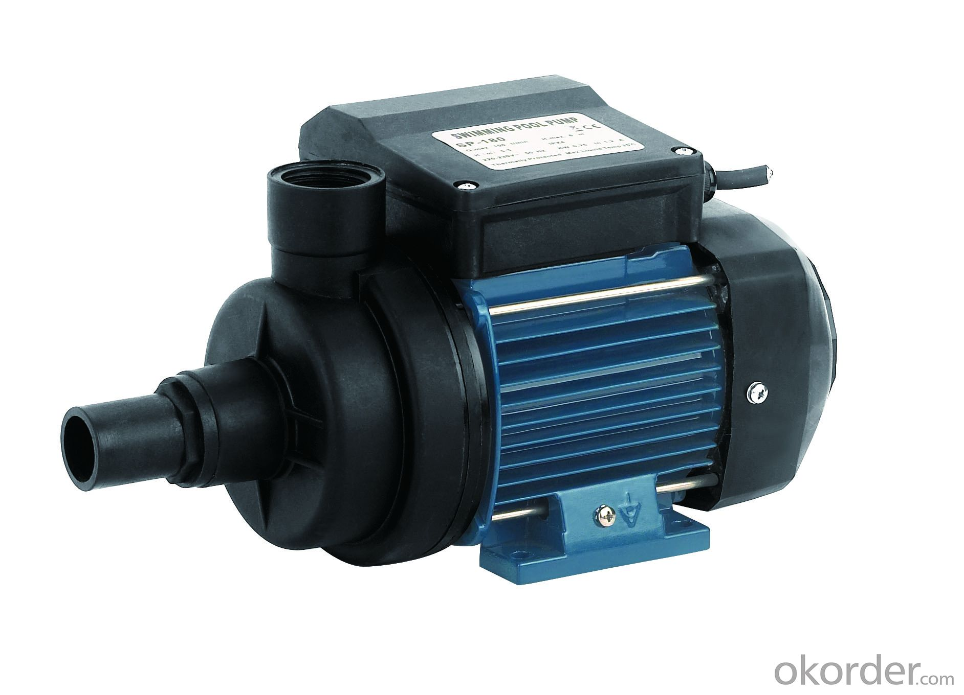 Self-priming Centrifugal Water Pump for Swimming Pool