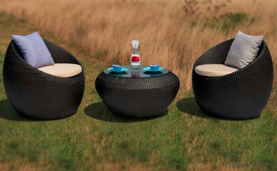 Professional Outdoor Rattan Garden Sofas  CMAX-MJT6016