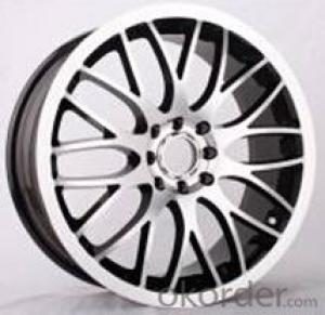 Aluminium Alloy Wheel for Best Pormance No.115