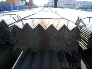 Q345 Q235 equal angle steel bar AISI,ASTM,BS,GB,JIS