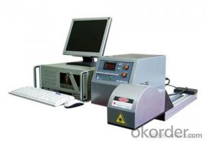 Fiber Laser Metal Marking Machine for nameplates