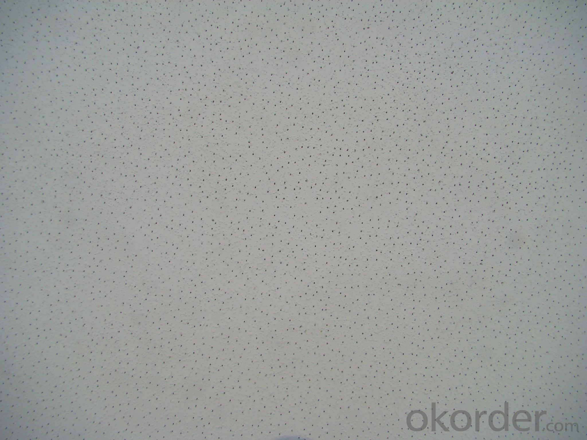 Mineral Fiber Ceiling Tiles with Sand Series of Textures