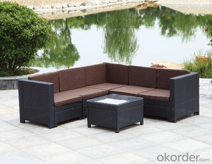 Garden Furniture Outdoor Sofa Patio  Chair Wicker