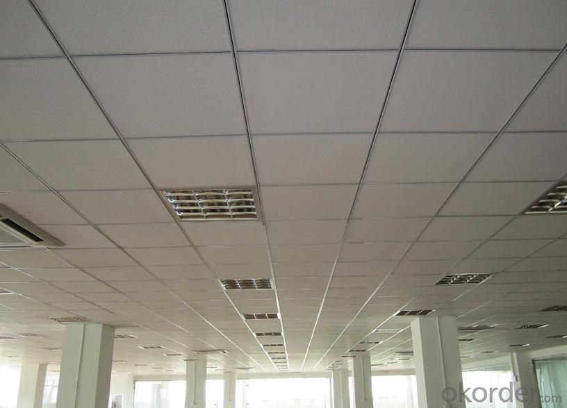 Hot Sale Mineral Fiber Ceiling Tiles from China