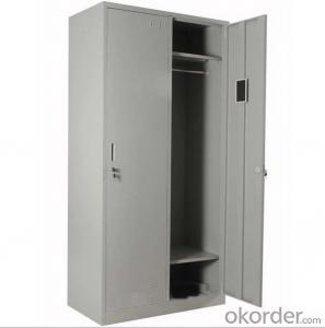 Metal Locker Steel Cabinet Office School Locker