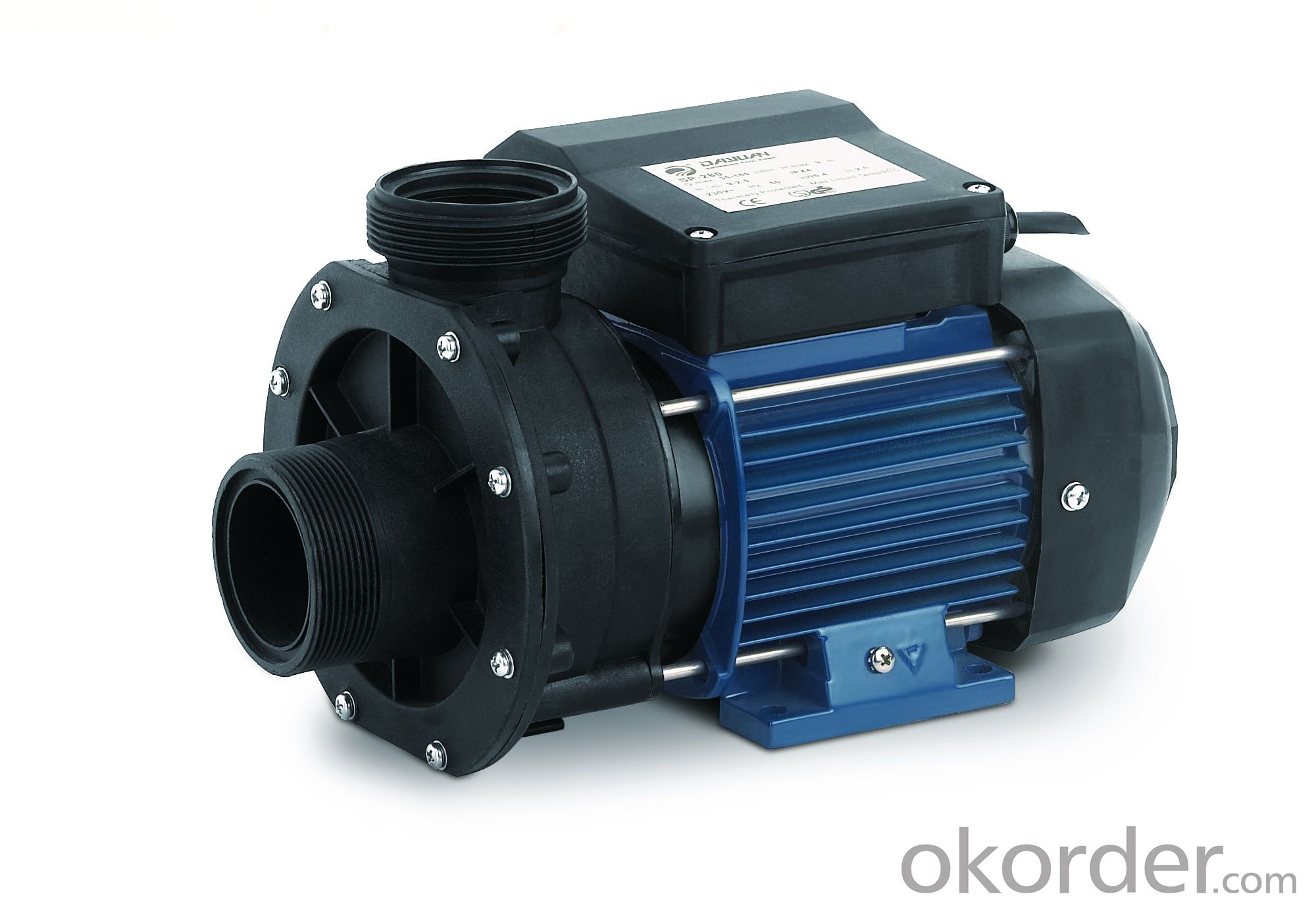 High Lift Electric Sewage WQD/WQ Water Pumps