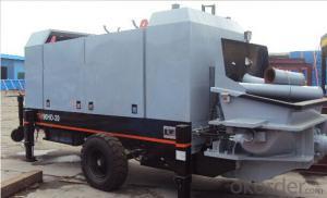 Concrete Machinery  Concrete Pump SP90.21.286D