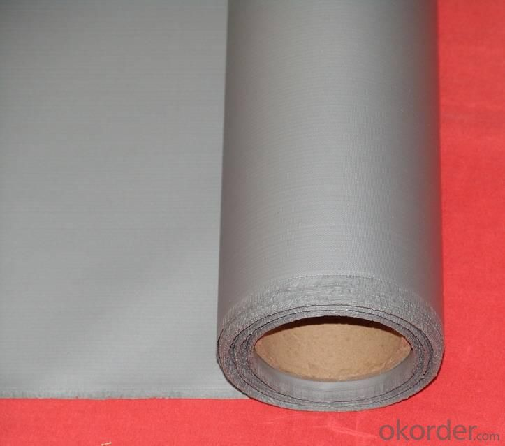 Fiberglass Fabric Coated with Silicon Rubber