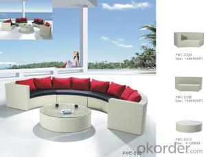 Rattan Garden Furniture Outdoor Sofa Patio Chair