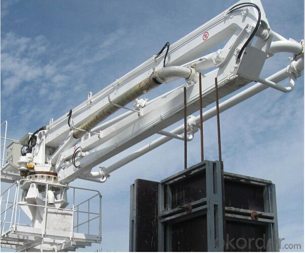 Hydraulic Concrete Placing BoomPB32A4R-E hot sale