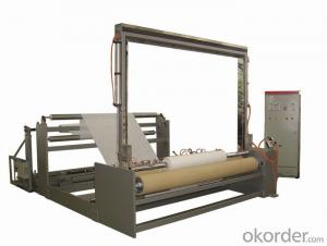 Roll Paper Slitting and Rewinding Machine