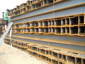 Structural Steel H-Beam;