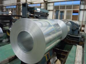 HOT DIP GALVANIZED STEEL IN COIL IN COIL