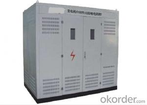 MRD-XHZ/XHP Arc Suppression Coil  6~66KV