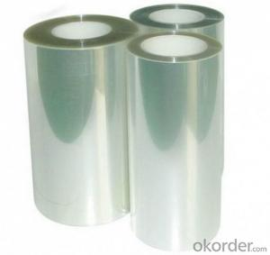PVC  Transparent Tint TPU Film of CNBM in China