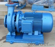 Monoblock Horizontal Centrifugal Pump  with High Quality