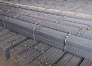 high quality flat bar GB Q235 or wide falt bar