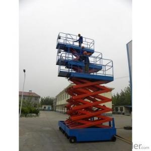 HS  Self-propelled Scissor Lift