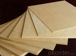 Thin Plain MDF Board 2.7mmx1830mmx2440mm