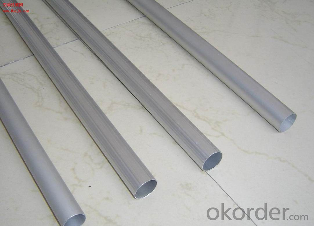 Anodized Aluminium Tubes used on Furniture