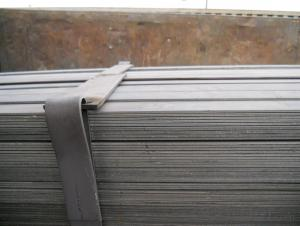 Steel flat bars; Flat steel