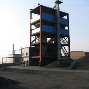 Calcined Anthracite Coal Recarburizer for Steelmaking