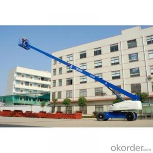 GTBZ30Self-propelled Telescopic Aerial Work Platform