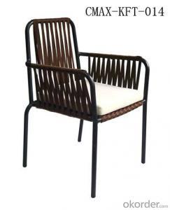 Outdoor Rattan Furniture Leisure Ways Chair CMAX-KFT-014