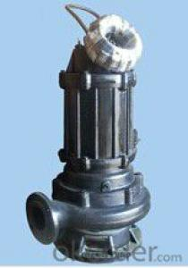 Slurry Sewage Submersible Pump with High Quality