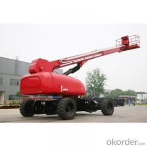 GTBZ22 Self-propelled Telescopic Boom Lift