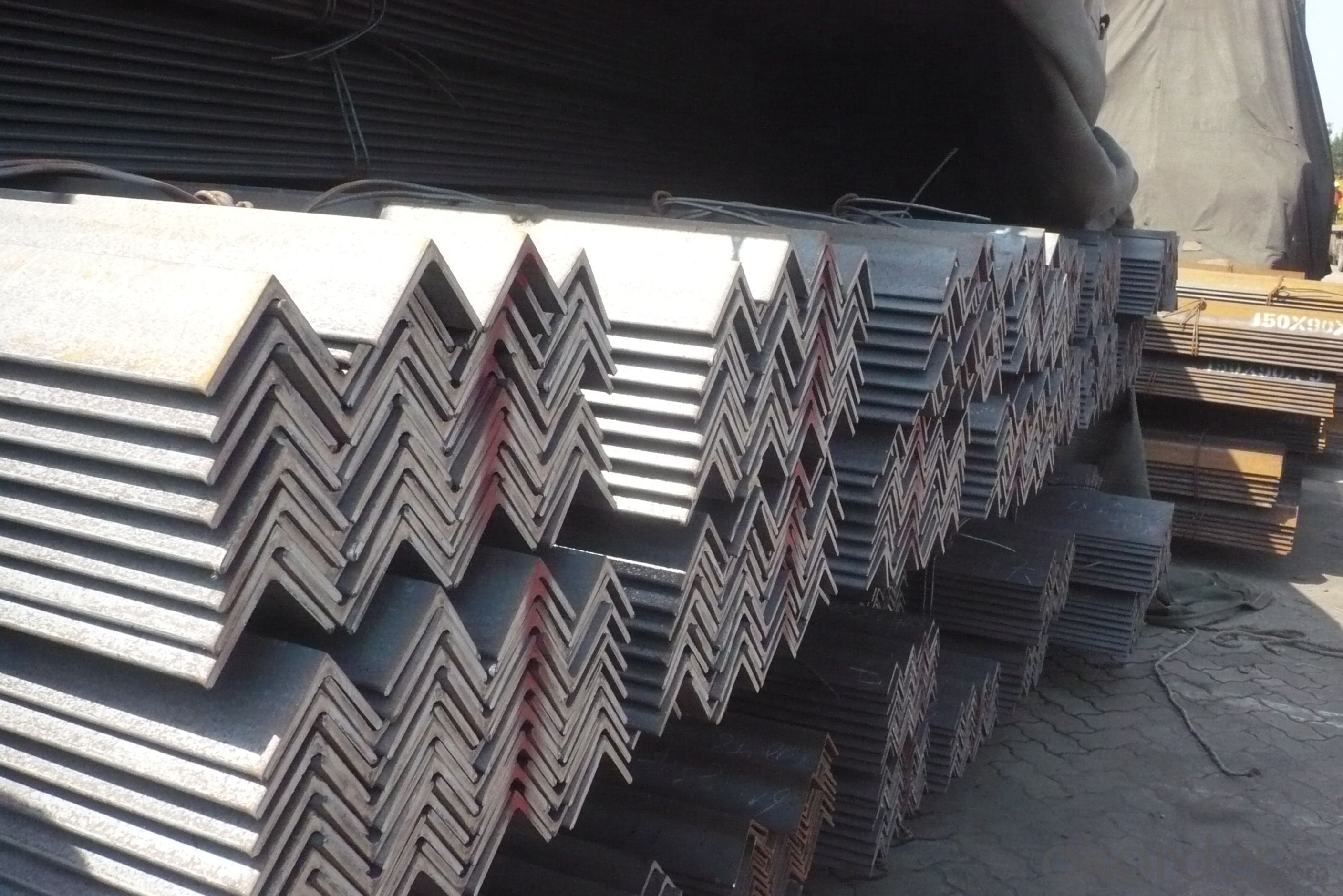 Hot Rolled Angle steel;steel angle