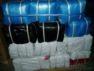 HDPE plastic tarpaulin havy duty truck cover canvas fabric