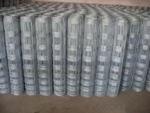Galvanized Cattle Fence/Hot Sale Cattle Fence