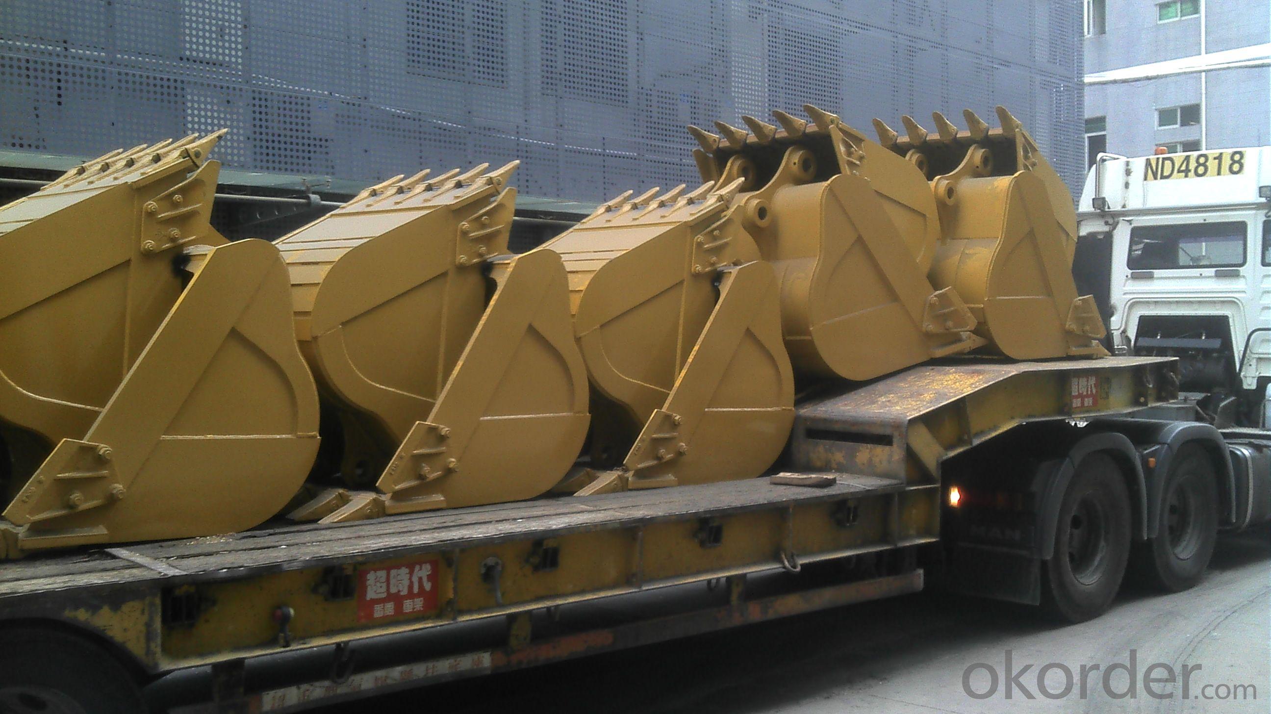 KOMATSU excavator Bucket excavator parts