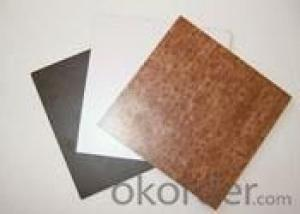 Melamine Faced MDF Board  Wood Grain & Solid Color