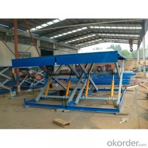 Production process of stationary platform