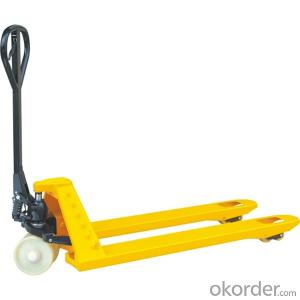 Hot Sale Capacity 2500kg Manual Hydraulic hand pallet jack