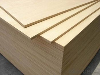 Thin Plain MDF Board 6mmx1220mmx2440mm Light Color