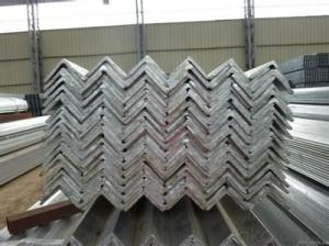 High quality angle steel GB Q235B 20-250MM