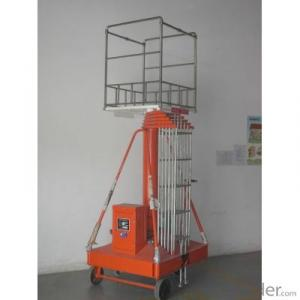 Telescopic Ladder Work Lift Platform