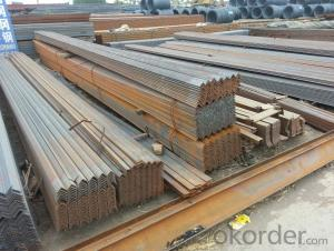 S235 S355 SS400 A36 Q235 Q345 Construction Structural Hot Rolled Angle Iron or Equal Angle Steel