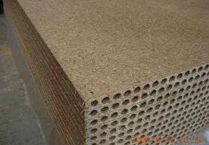 High Strength Plain Hollow Particle Board For Door Core